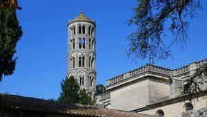 La Tour Fenestrelle à Uzès dans le Gard