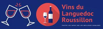 Logo Vins du Languedoc Roussillon